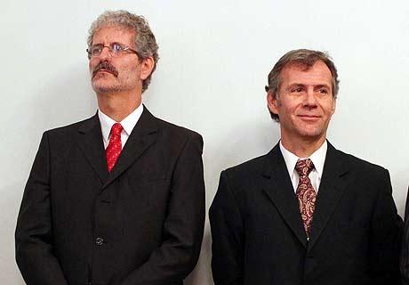 Jueces Barotto y Mansilla