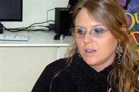 Mujer detenida por el secuestro.