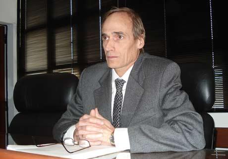 Juez Pablo Estrabou