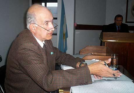 Fiscal Juan Peralta
