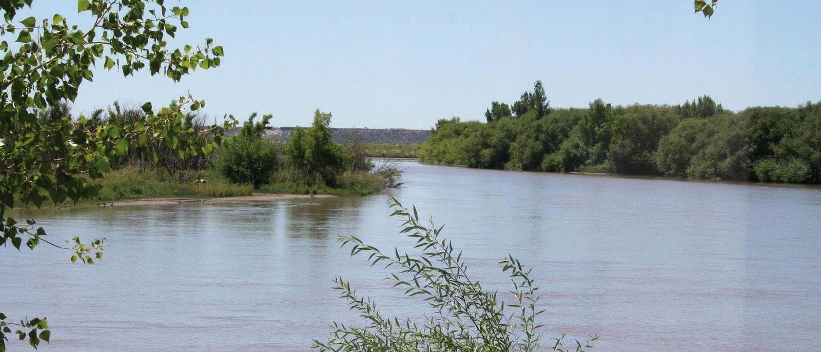 Una represa mendocina afectaría el caudal del río Colorado