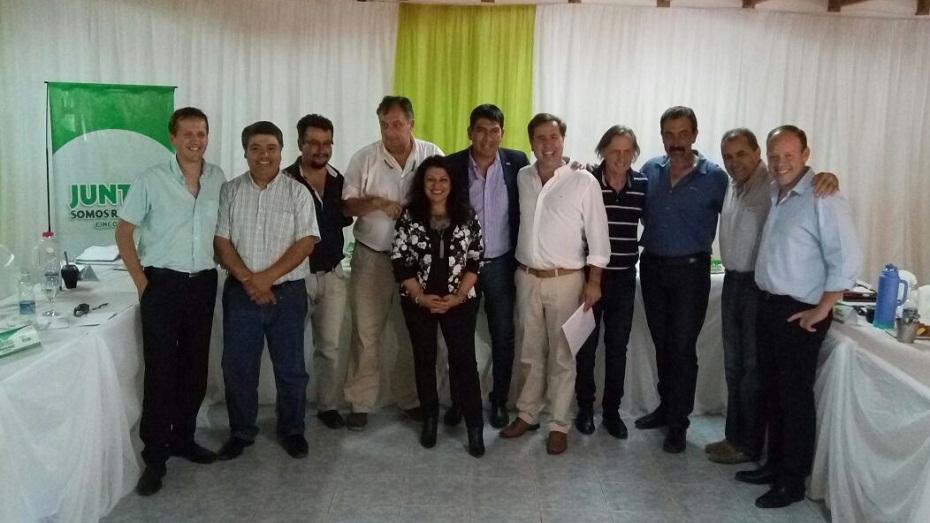 Intendentes de JSRN se despegan de la Casa Rosada