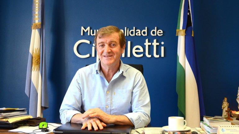 Apoyo a la candidatura de Tortoriello en el PRO de Viedma