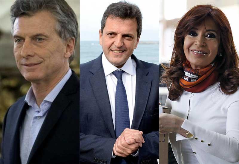 Con Macri y Vidal a la cabeza, Cambiemos comenzó su campaña
