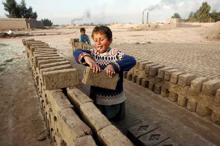 Perú reforzará lucha contra el trabajo infantil en zonas rurales