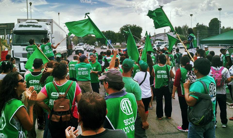 Marchas y protestas contra las reformas laboral y previsional — Día complicado