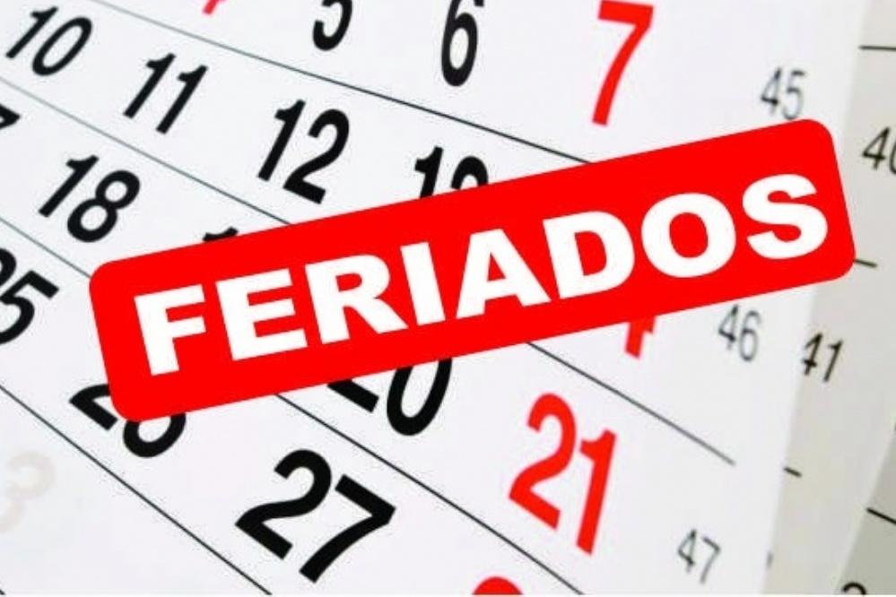 Definieron el calendario oficial de feriados 2020