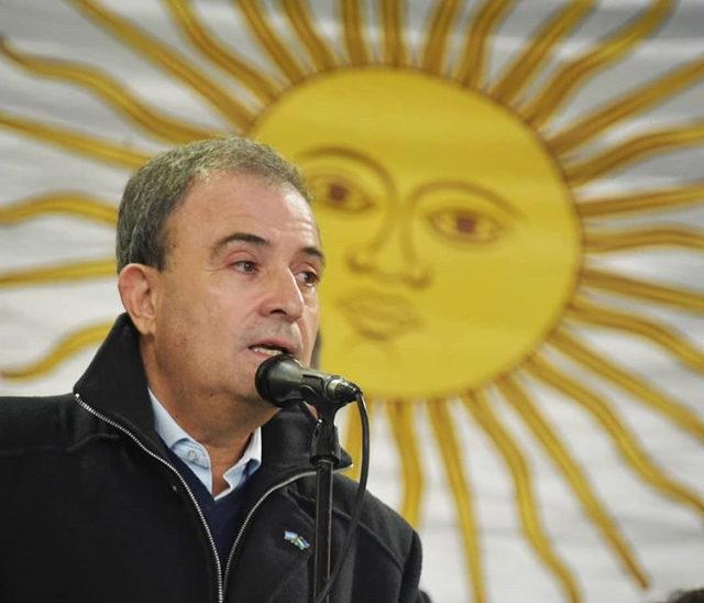 """Voy a ser gobernador desde el 10 de diciembre de 2019"""