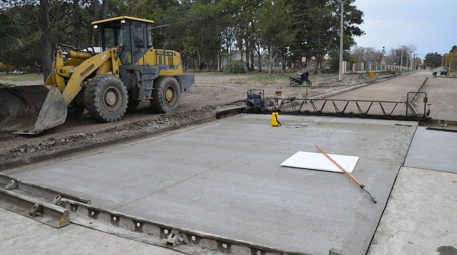 Viedma: 20 millones para obras de pavimentación