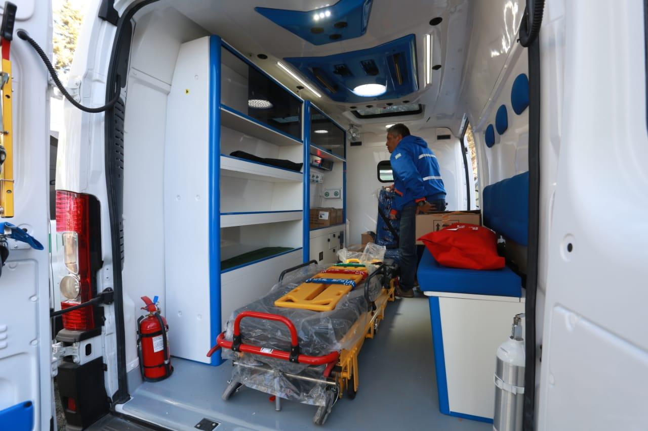 Negro 37 Ambulancias Río Hospitales En – Adn Incorpora j4R3LqA5