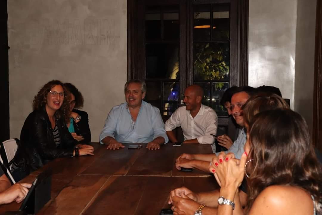 Natapof con el Grupo Callao: «Alberto pidió la unidad»