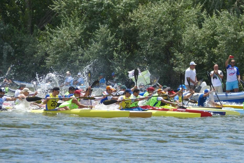 La Regata del Río Negro largará en el 2020 desde Neuquén