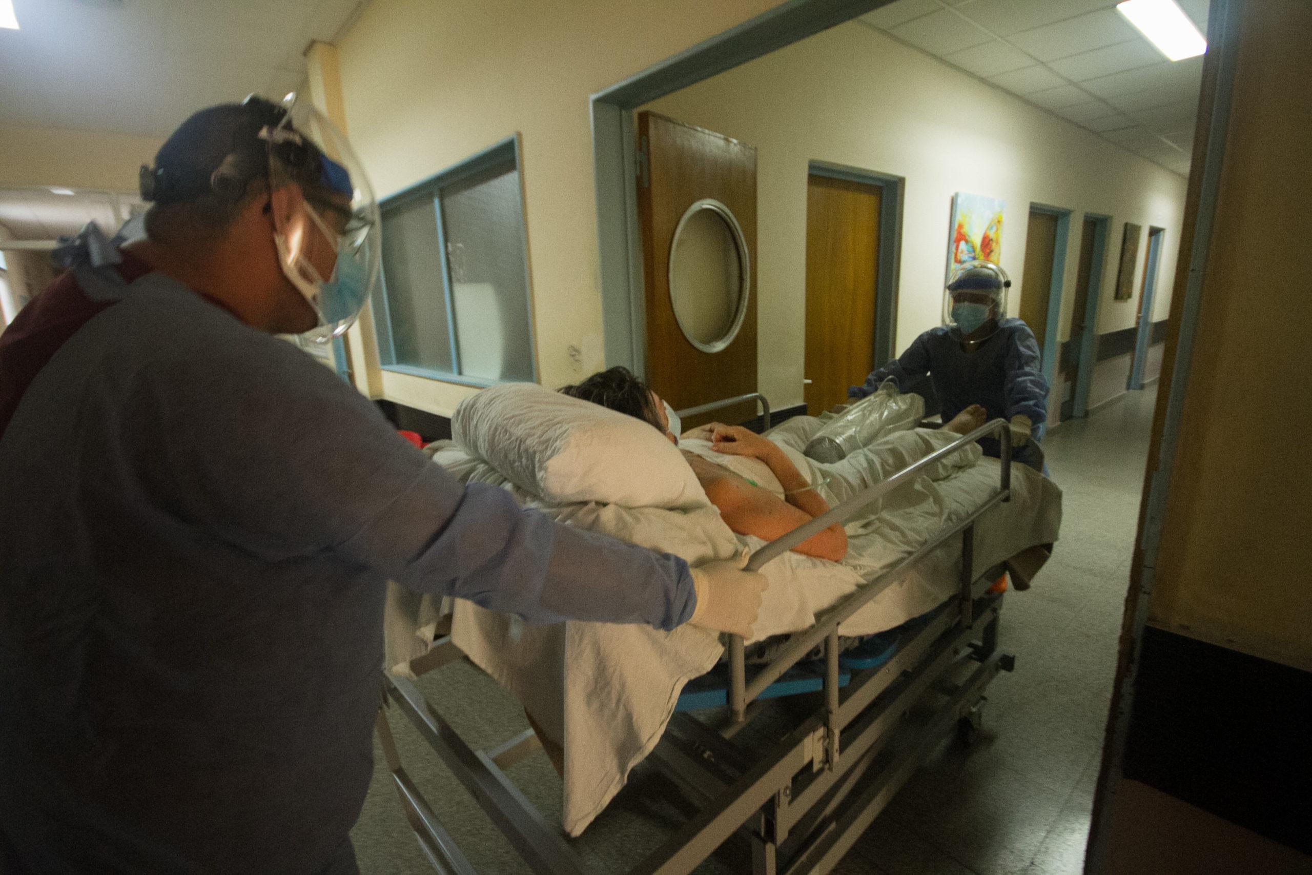 Covid-Hospital Viedma